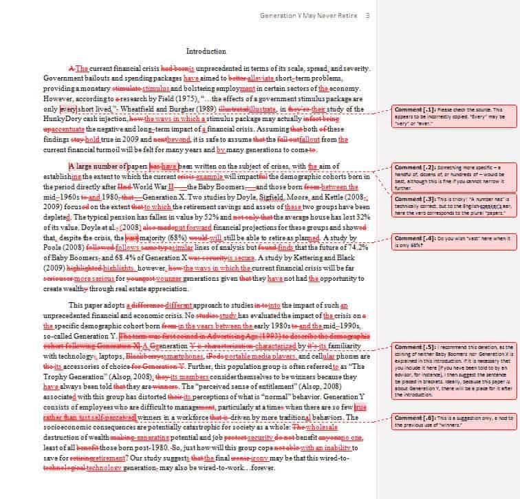 Sprogrevision og korrektur